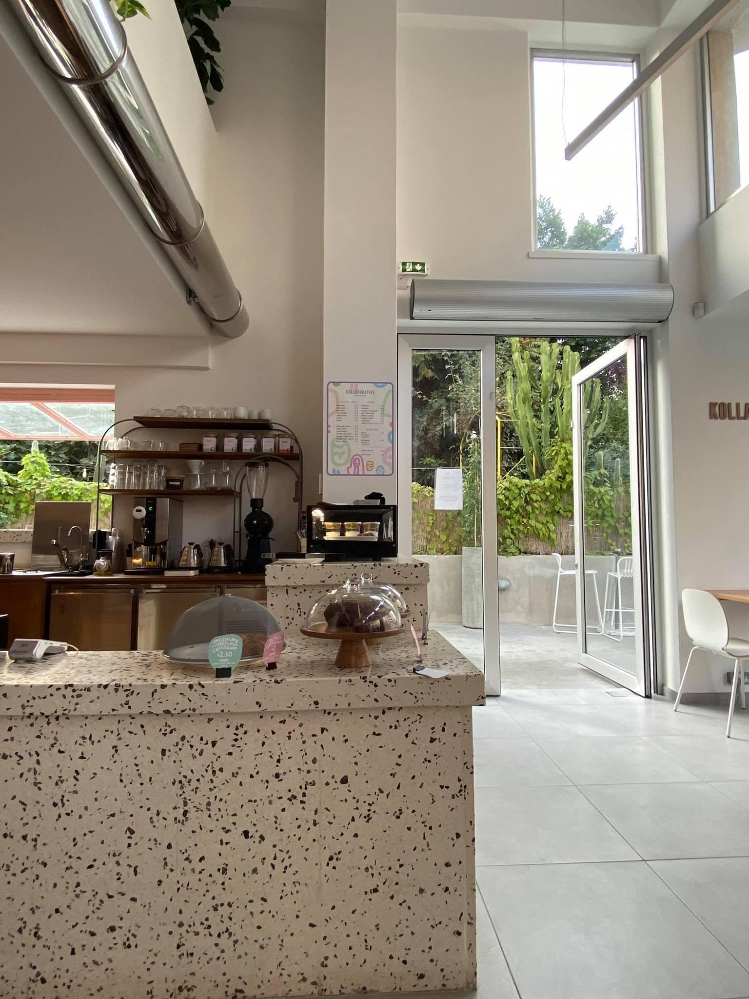 Kollaborative Coffee Roasters: To νέο coffee spot της Λευκωσίας