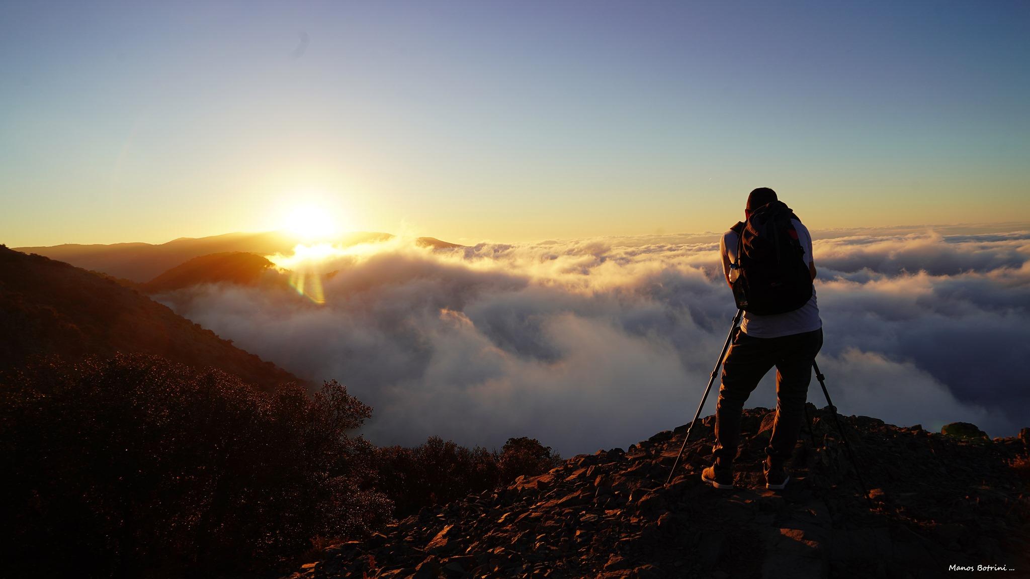 Τα Τεισιά της Μαδαρής - Ένα παραδεισένιο μονοπάτι ανάμεσα στα σύννεφα (Photos)