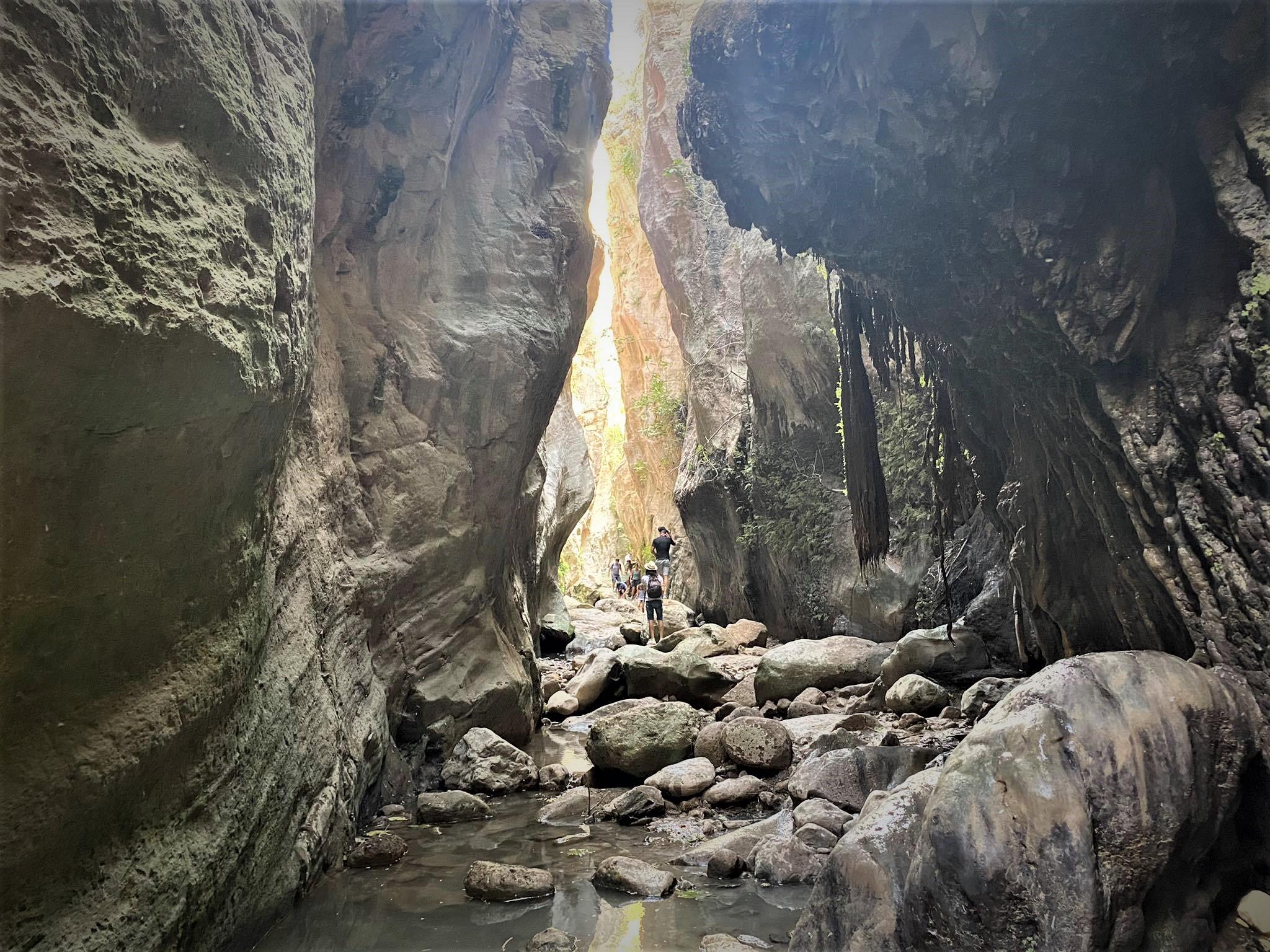 Το φαράγγι του Άβακα είναι το δικό μας μικρό Grand Canyon! (Photos)