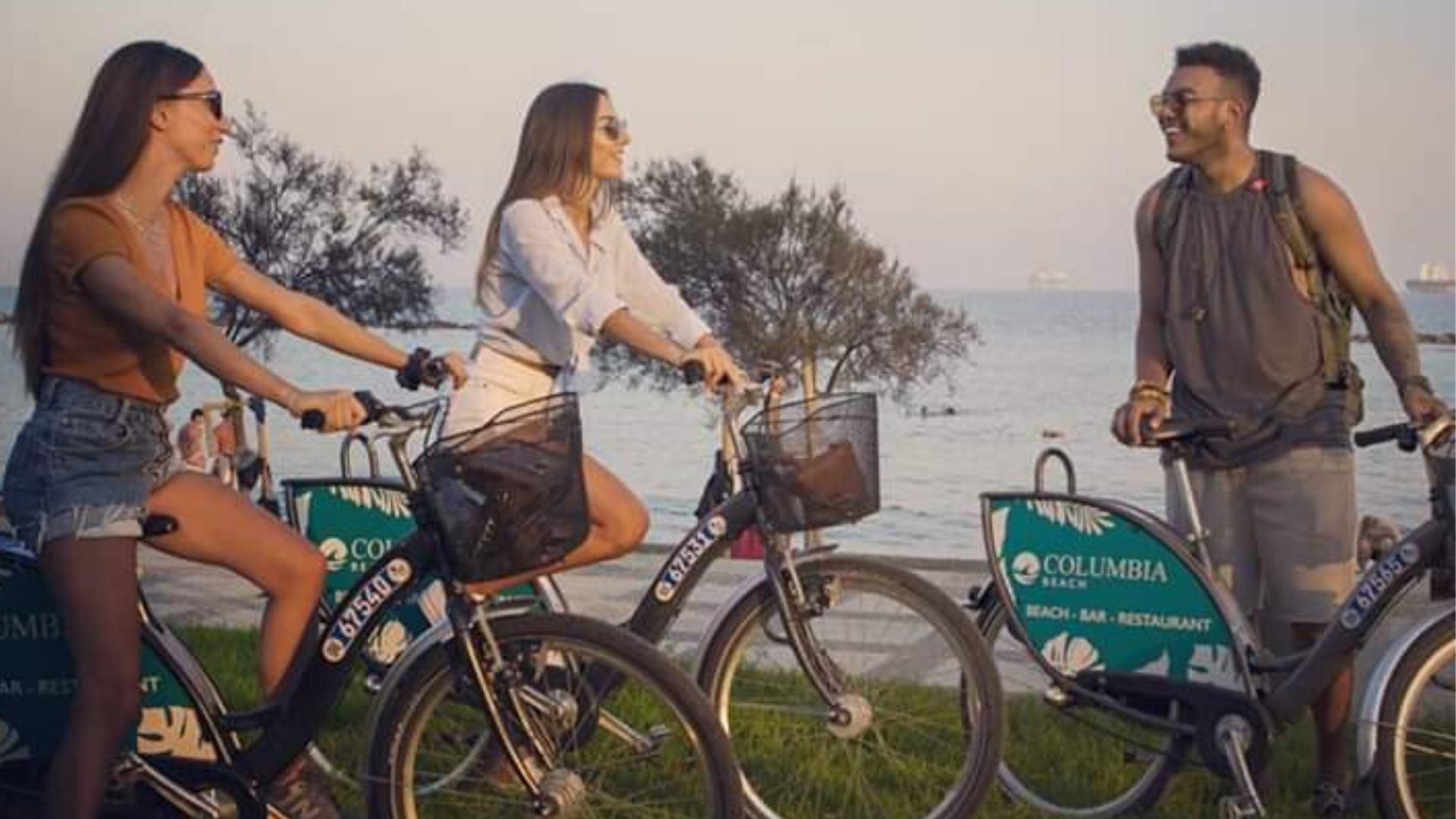 Δωρεάν ποδήλατα στους δημότες της Λεμεσού για μια ώρα