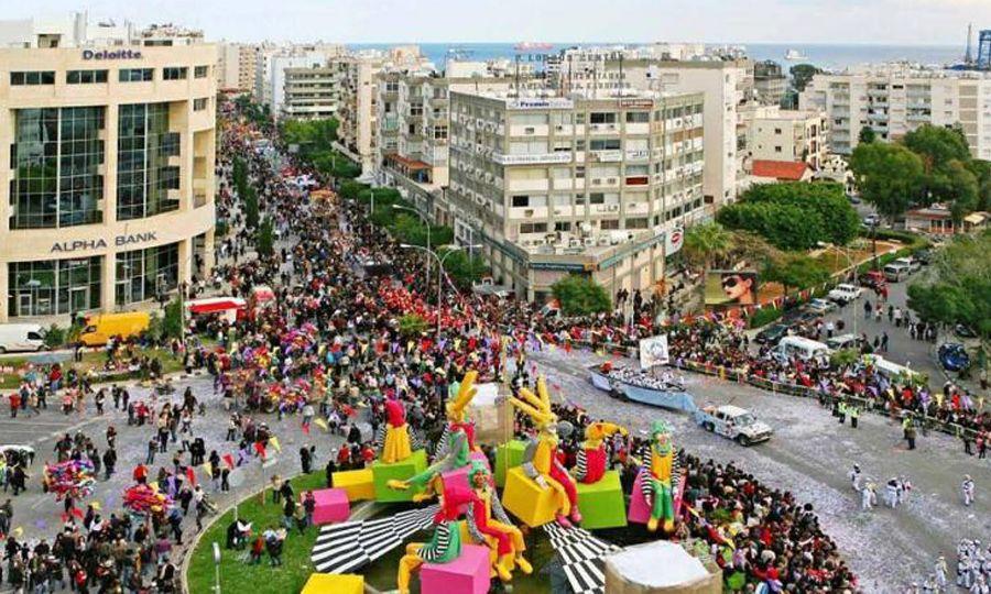 Ακυρώνεται το Καρναβάλι της Λεμεσού αλλά θα γίνουν άλλες δράσεις