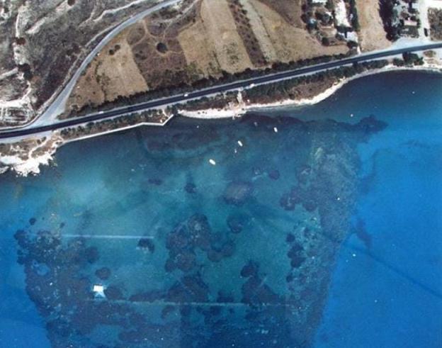 Το πρώτο αρχαιολογικό υποβρύχιο πάρκο θα δημιουργηθεί στην Αμαθούντα